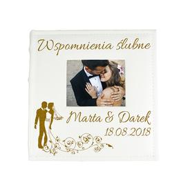 Album kieszeniowy na Ślub 01