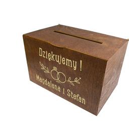 Pudełko na Koperty 12