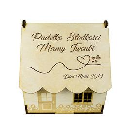Domek na słodycze dla Mamy 01