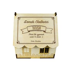 Domek na słodycze dla Taty 03