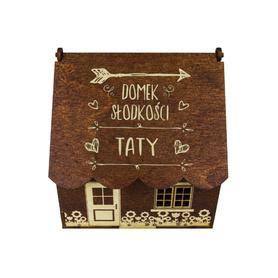 Domek na słodycze dla Taty 04