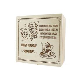 Herbaciarka na 4 dla Dziadków 02