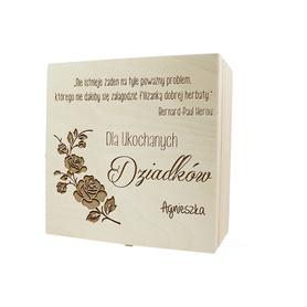 Herbaciarka na 4 dla Dziadków 03