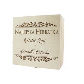 Herbaciarka na 4 dla Dziadków 13