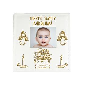 Album kieszeniowy na Chrzest 02