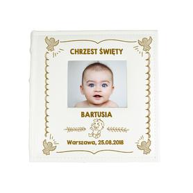 Album kieszeniowy na Chrzest 05