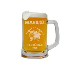 Kufel do piwa dla Górnika 01