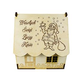 Domek na słodycze na Święta 01