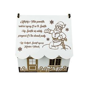 Domek na słodycze na Święta 04