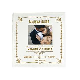 Album kieszeniowy na Ślub 07