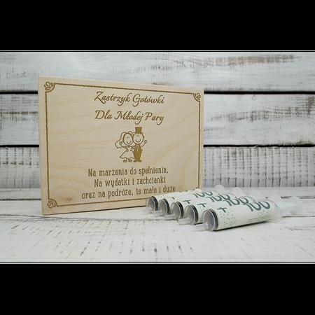 Pudełko zastrzyk gotówki na ślub 02 (1)