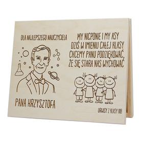 Pudełko na Merci dla Nauczyciela 02