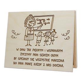 Pudełko na Merci dla Nauczyciela 07