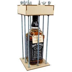 Klatka na alkohol