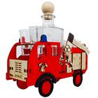 Wóz strażacki + karafka i 6 kieliszków (2)