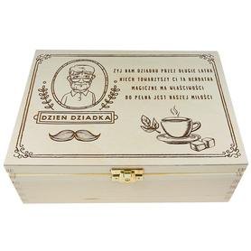 Herbaciarka na 6 dla Dziadków 12