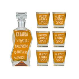 Karafka i 6 szklanek dla Chłopaka 11