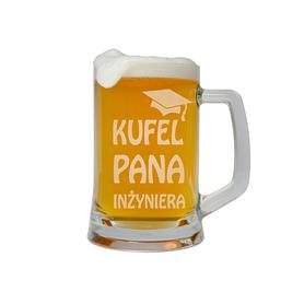 Kufel do piwa dla Inżyniera 01
