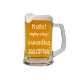 Kufel do piwa dla Świadka 01