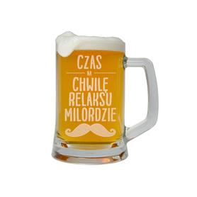 Kufel do piwa dla Taty 01